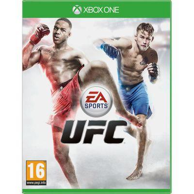 JOGO PARA XBOX ONE UFC (BRA) EA SPORTS