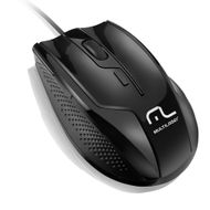 MOUSE-PROFISSIONAL-MULTILASER-BLACK-PIANO-USB-PTO