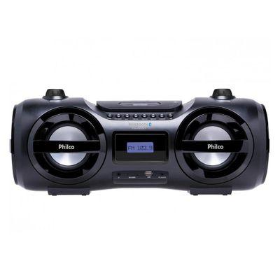 Rádio MP3 Philco, Entrada USB AM / FM Bivolt Preto