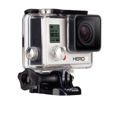 Câmera GoPro Hero3 White Edition 5MP com Wi - Fi e A Prova D´Água