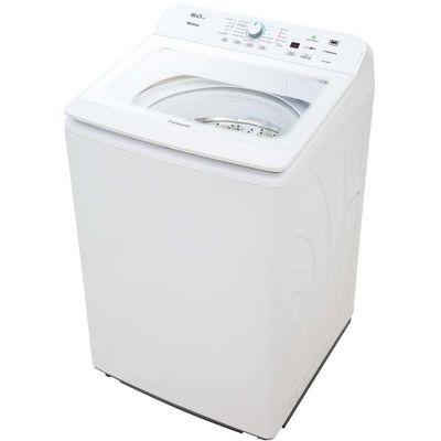 Lavadora de Roupa Automática Panasonic NAFS160G3W 16kg Tecnologia DWS e Econavi 127V, Branca