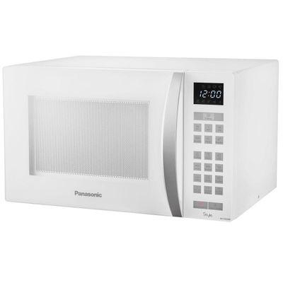 Forno Micro - Ondas Style NN - ST654 32 Litros Branco 127V, Panasonic