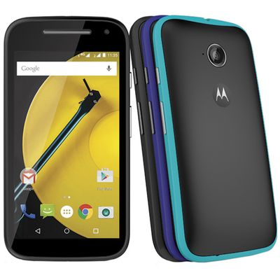 Smartphone Motorola Moto E 2° Geração, Preto