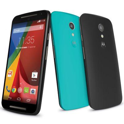 Smartphone Motorola XT1068 Moto G Dual, Preto