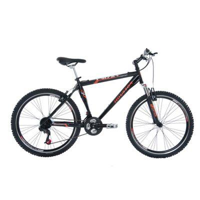 Bicicleta Houston Frontier Win 21 Marchas Aro 26 Preta