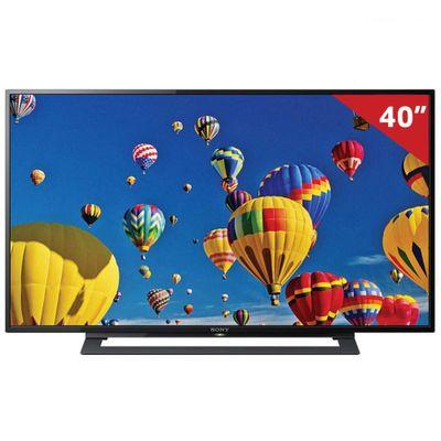TV LED 40 ´ 40R355B Sony, Full HD HDMI USB com Conversor Digital - TV LED 40 ´ 40R355B Sony, Full HD HDMI USB Com Conversor Digital