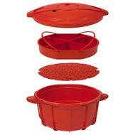Panela-de-Pressao-para-Microondas-Vizio-Easy-Cooker-4-Litros-Vermelha-3