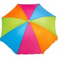 Guarda-Sol-Sunfit-com-Armacao-em-Aco-Tecido-em-Poliester-Listras-Colorido