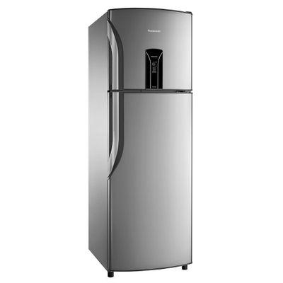 Geladeira/refrigerador 387 Litros 2 Portas Inox - Panasonic - 110v - Nr-bt42bv1xa