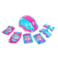 Kit de Proteção Infantil Atrio ES105, Rosa