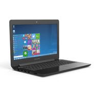 """Notebook Multilaser Legacy PC201, Processador Intel Celeron 4GB 32GB Windows 10 Tela 14"""", Preto"""