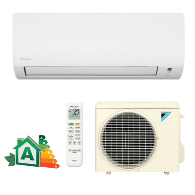9d1cb587b Ar Condicionado Split Hi-Wall Inverter Daikin Advance 9.000 BTUs  Quente Frio 220V