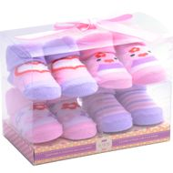 1627798-KIT-DE-MEIAS-P-BEBE-4-PARES-ROSA-DI-FATTO