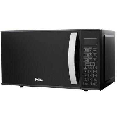 Forno-Micro-ondas-Philco-21-Litros-PM021T-127V-Preto