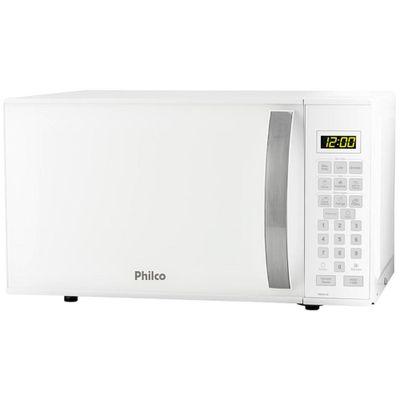 Forno-Micro-ondas-Philco-21-Litros-PM021B-127V-Branco