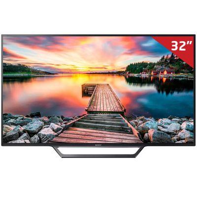 """Tv 32"""" Led Sony Hd Smart - Kdl-32w655d"""