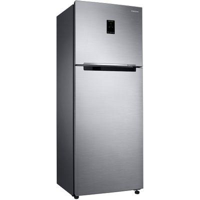 Geladeira/refrigerador 384 Litros 2 Portas Inox Twin Cooling Plus - Samsung - 110v - Rt38k5430sl/az