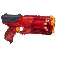 0ec565aeb Lançador de Dardos Nerf Strongarm Sonic Fire Hasbro