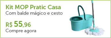 Kit MOP Pratic Casa