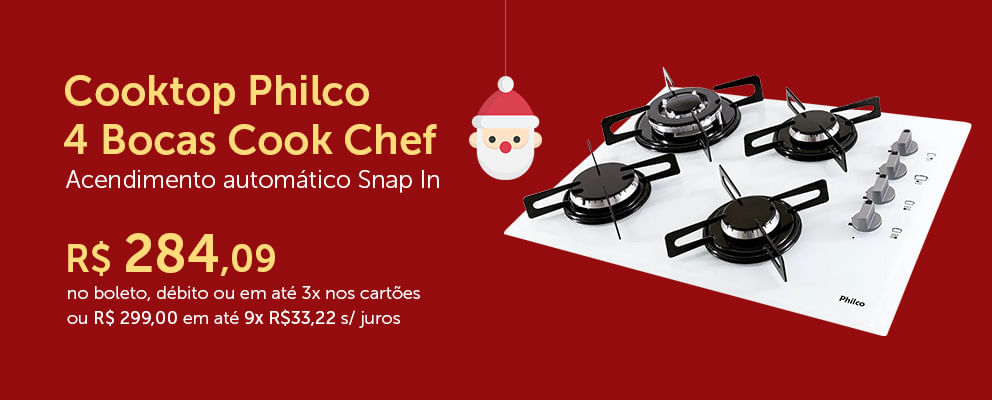 Cooktop Philco