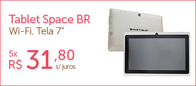 Tablet Space BR